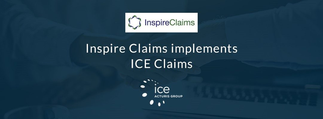 Inspire Claims implements ICE Claims