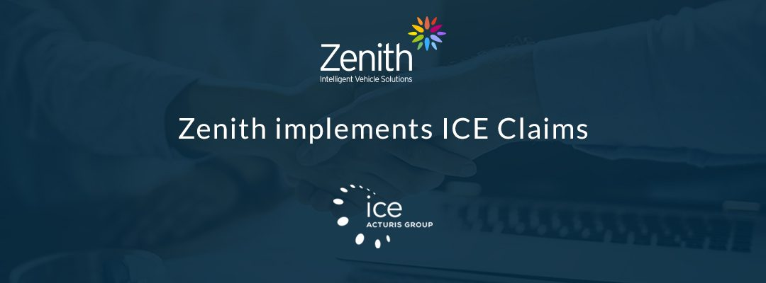 Zenith implements ICE Claims