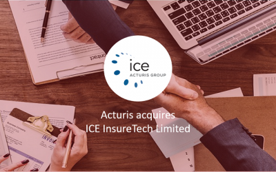 Acturis acquires ICE InsureTech Limited