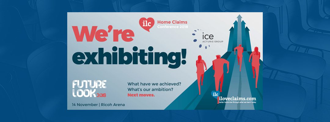 ICE InsureTech at I Love Claims Home