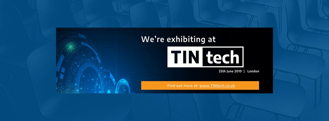 Visit us at TINtech 2019