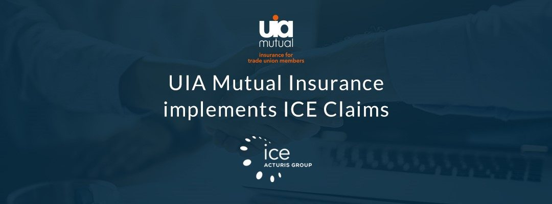 UIA Mutual Insurance implements ICE Claims