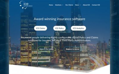 ICE InsureTech launches a refreshed website