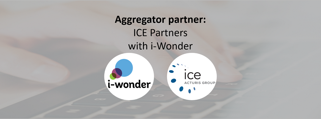 ICE InsureTech partners with i-Wonder