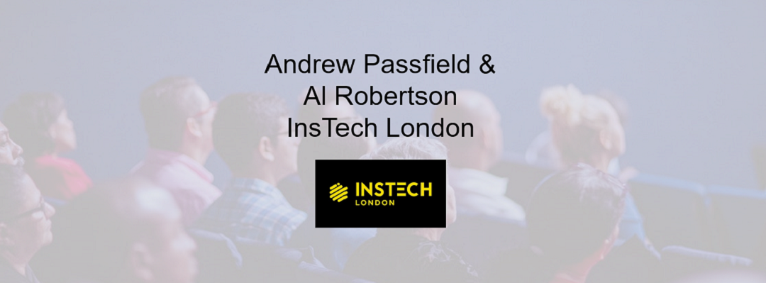 ICE at InsTech London 2019