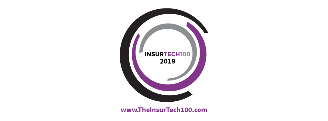 InsurTech100 2019 announced today