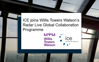 ICE InsureTech joins Willis Towers Watson's Radar Live Global Collaboration Programme