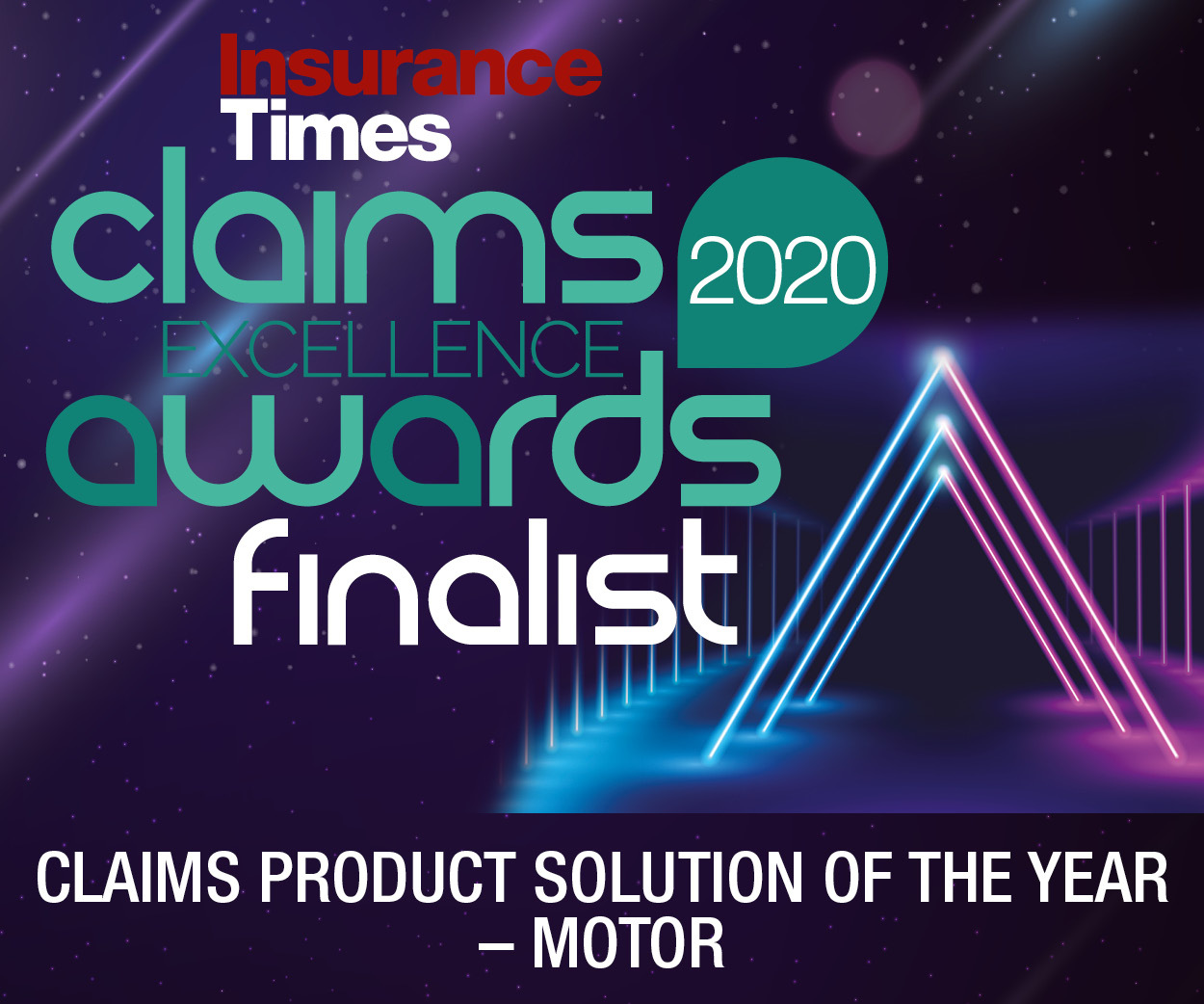 Claims Excellence Awards Logo