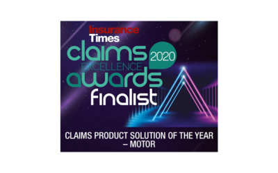 Claims Excellence Awards Finalist 2020