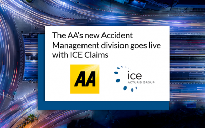 The AA's new Accident Management division goes live with ICE Claims