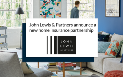 John Lewis & Partners announce a new home insurance partnership