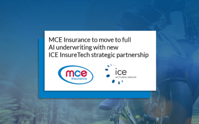 MCE Insurance to move to full AI underwriting with new ICE InsureTech strategic partnership